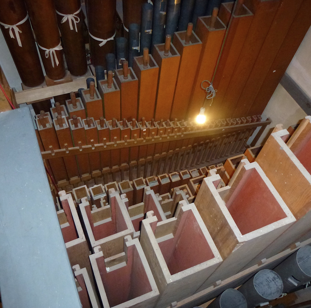 Casavant 1929 Organ