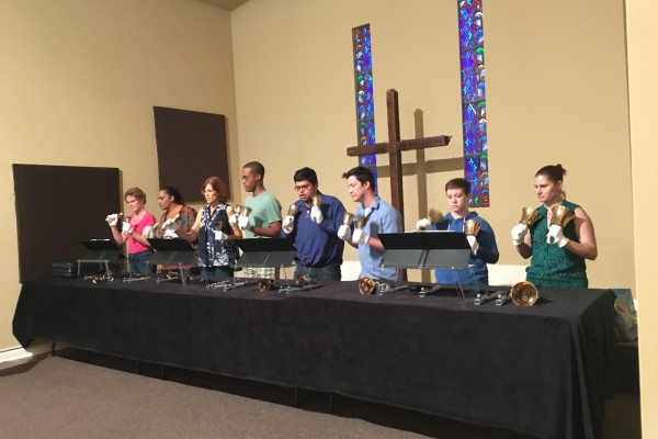 Handbell Choir at North Campus