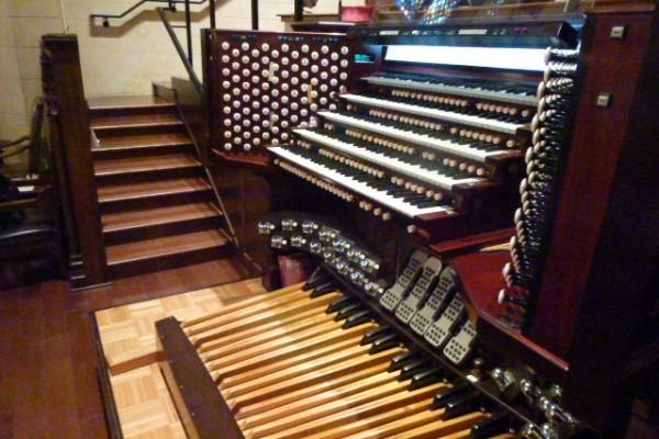 Casavant Organ 1929