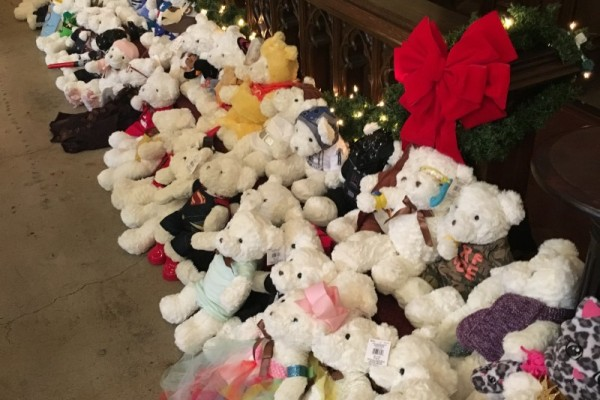 Compassion Bears 2015