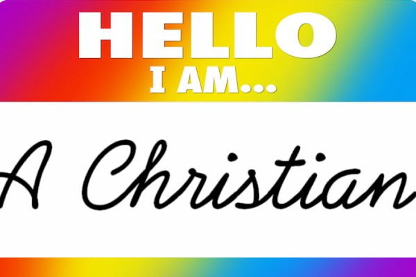 Coming Out Christian