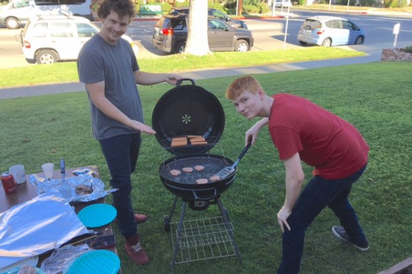 Second Sunday Social BBQ at North Campus in Toluca Lake