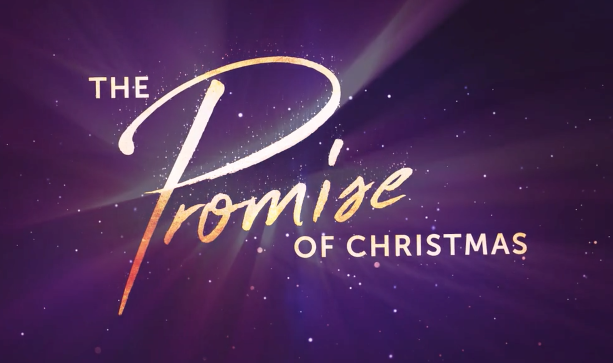 Promise Christmas