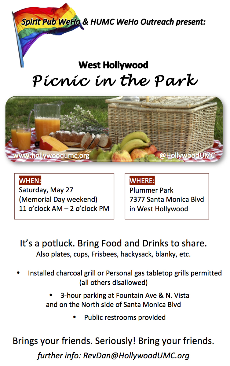 SP Picnic in the Park