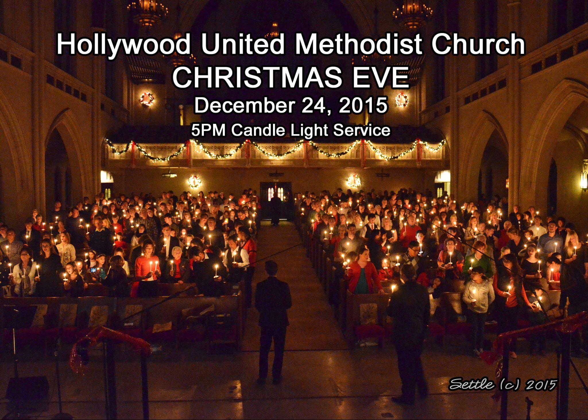 Christmas Eve 2015 - Hollywood