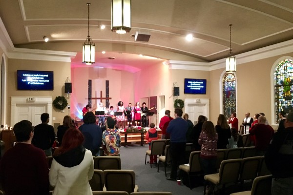 North Campus Christmas Eve Eve Service - 12/23/16