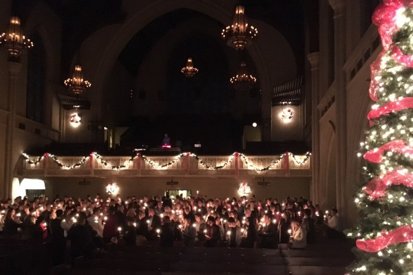 Hollywood Campus Christmas Eve Services - 12/24/16