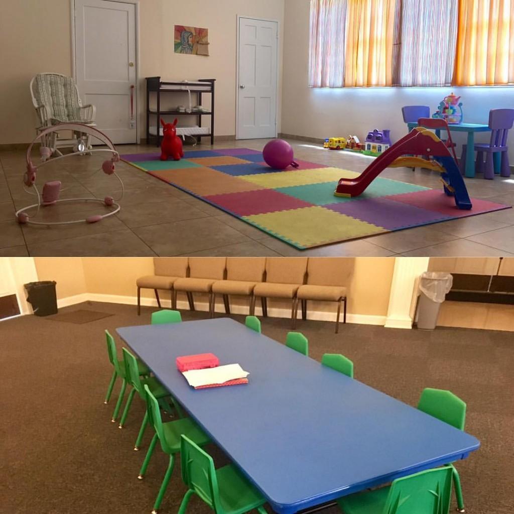 Nursery Care at Harmony