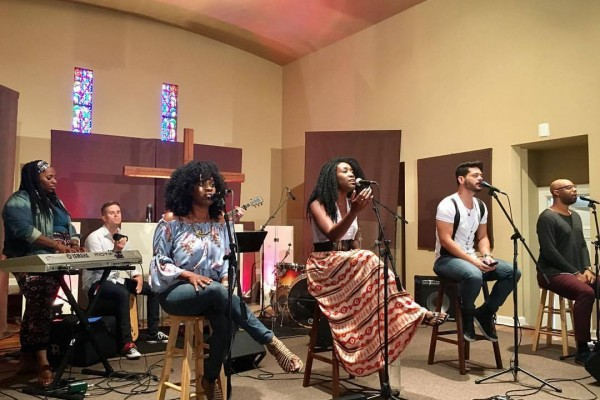 Harmony Toluca Lake 3rd Preview Service - July 23, 2017