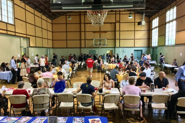 Homecoming 2017 and Ministry Fair