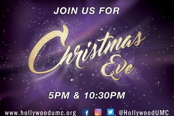 Christmas Eve Hwood San Banner (132x96)