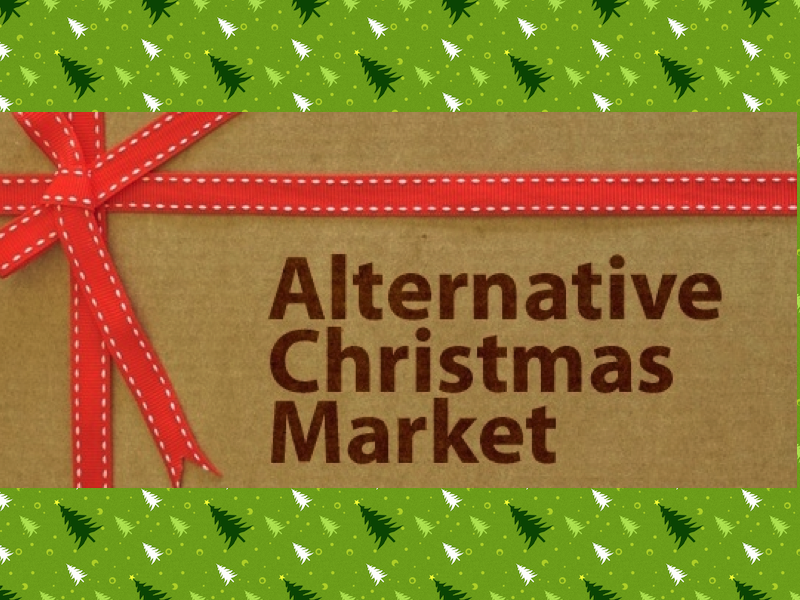Alternative Christmas Market - November 5th