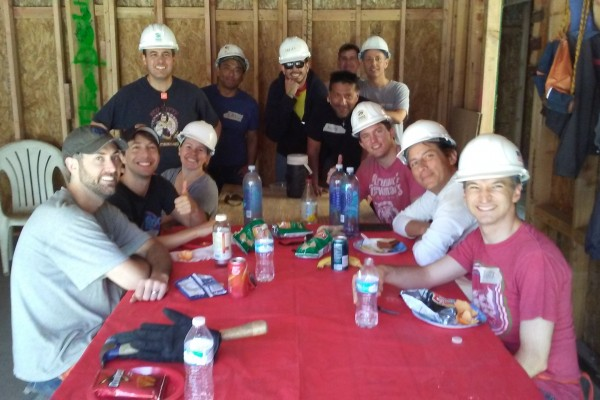 Habitat For Humanity Build Day - April 1st, 2017