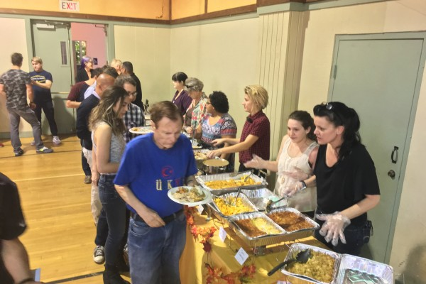 Church Family Thanksgiving 2017 - Hollywood Campus