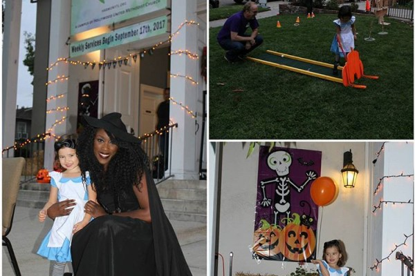 Halloween at Harmony Toluca Lake 2107
