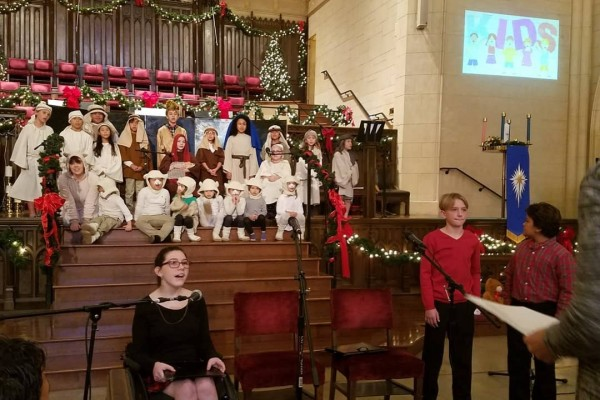 Children's Christmas Pageant 2017 - Sunday December 10th