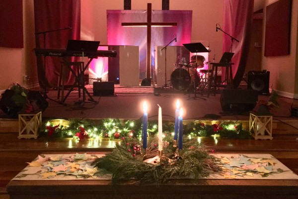Blue Christmas Service at Harmony Toluca Lake - December 21, 2017