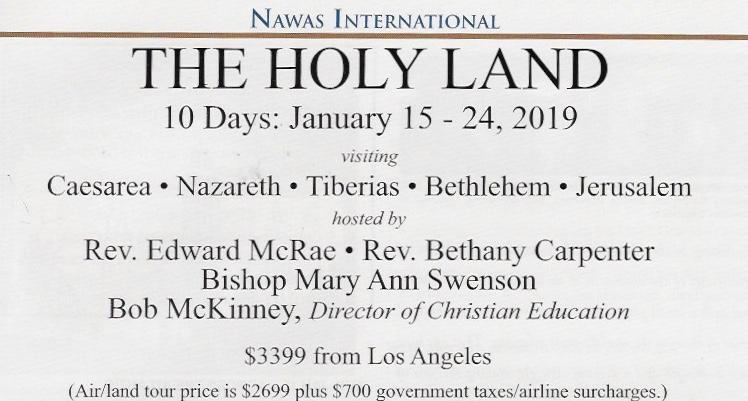 Holy Land Info