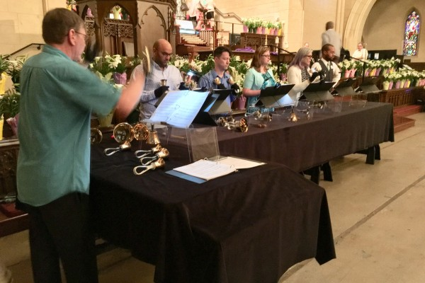 Easter 2018 at Hollywood UMC