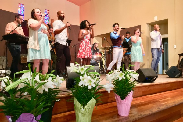 Easter 2018 - Harmony Toluca Lake