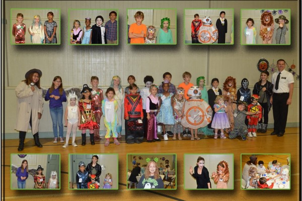 HUMC Annual Halloween Kids Party October 28th, 2018