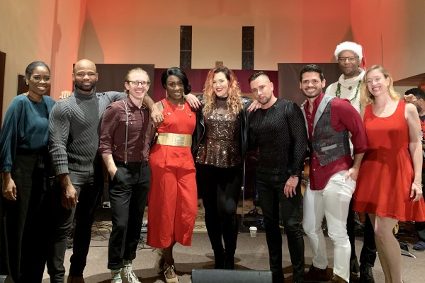 Holidays At Harmony Benefit Concert  December 9th, 2018