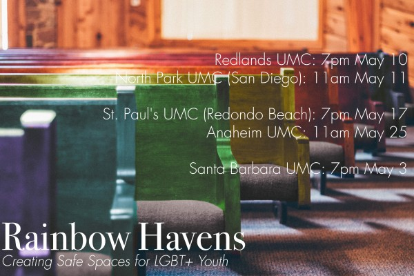 Rainbow Havens Schedule