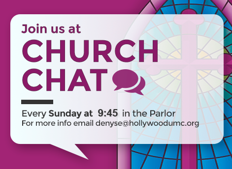 Church Chat - 945AM