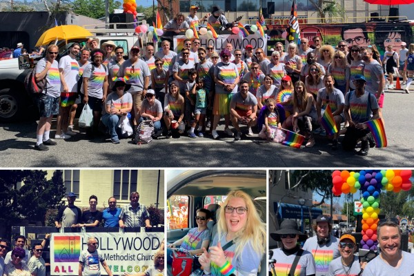 West Hollywood Pride Parade - June 9, 2019