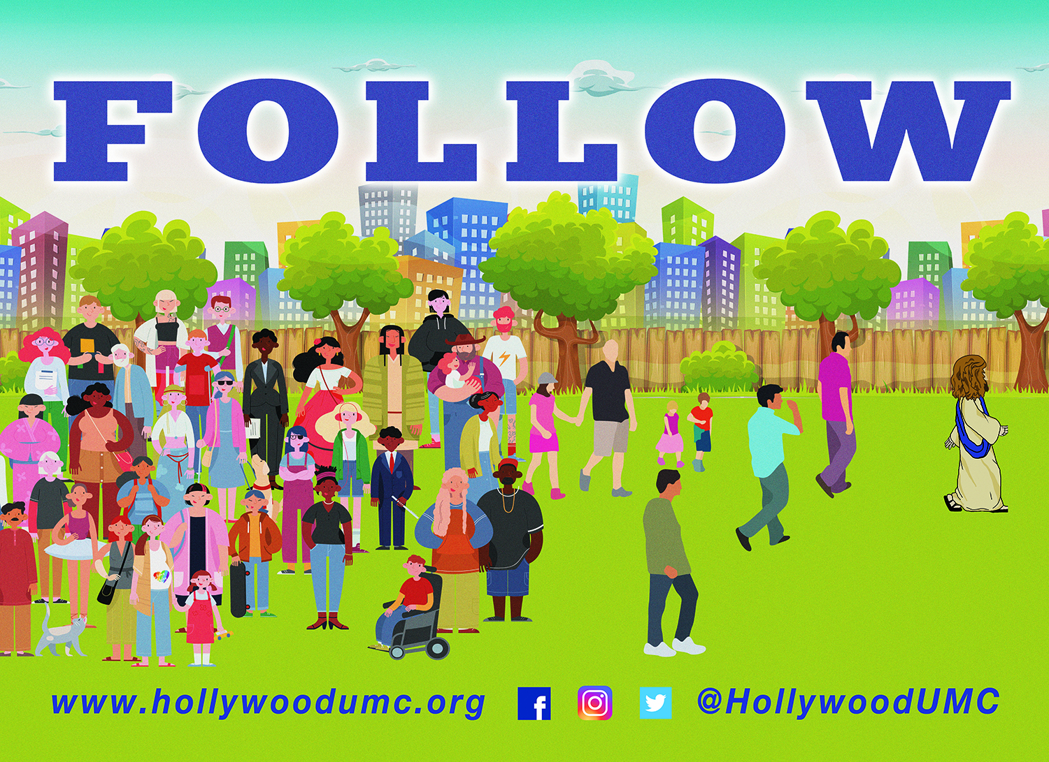 Follow Hwood San Banner (132x96)