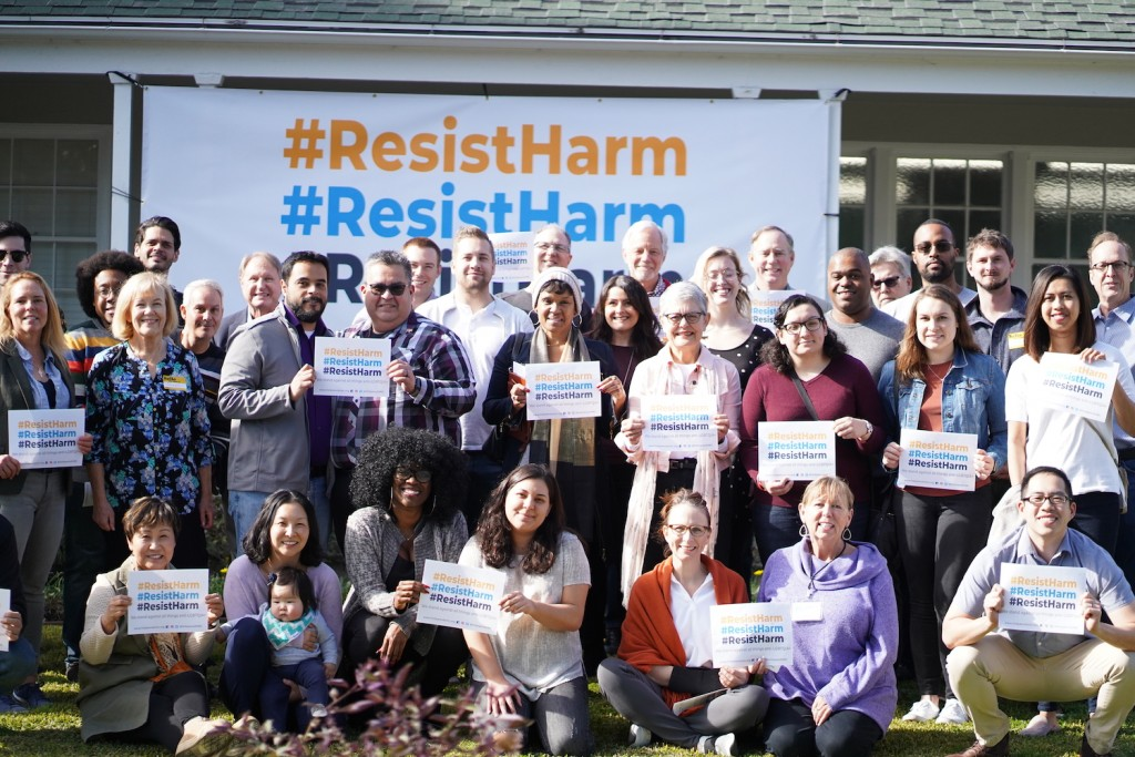 Resist Harmony #2
